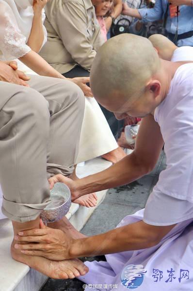 泰国男星Grate剃度出家 原因曝光