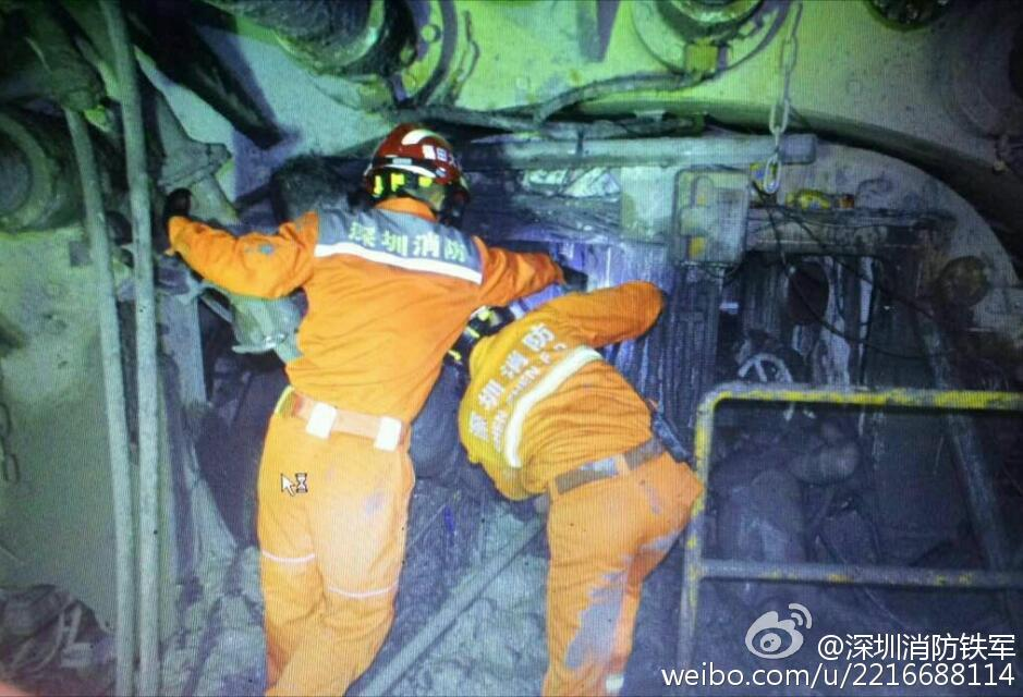 深圳地铁施工区坍塌最新消息 深圳地铁施工区坍塌最新进展如何?