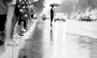 北京将迎来最强降雨!
