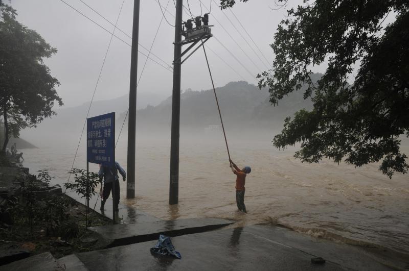 贵州省48个县市因雨受灾 灾情核查统计中!
