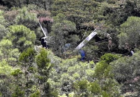 香港直升机坠毁  首都机场航班备降