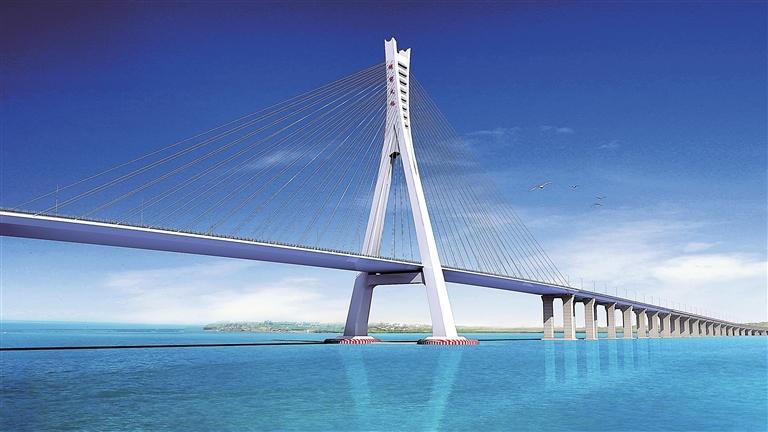 首座跨断裂带大桥成功封顶!