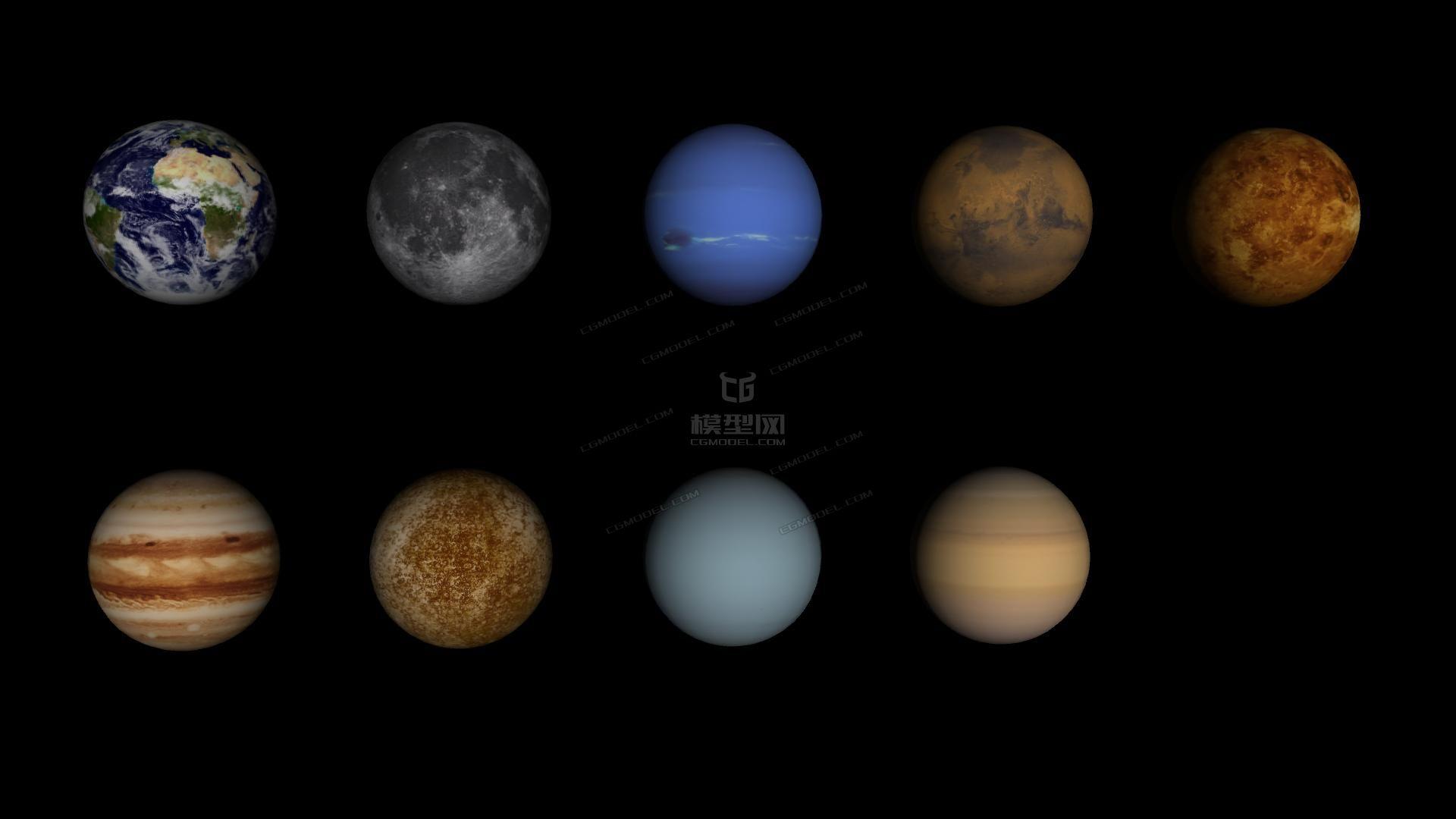 火星土星二人转  天文好戏